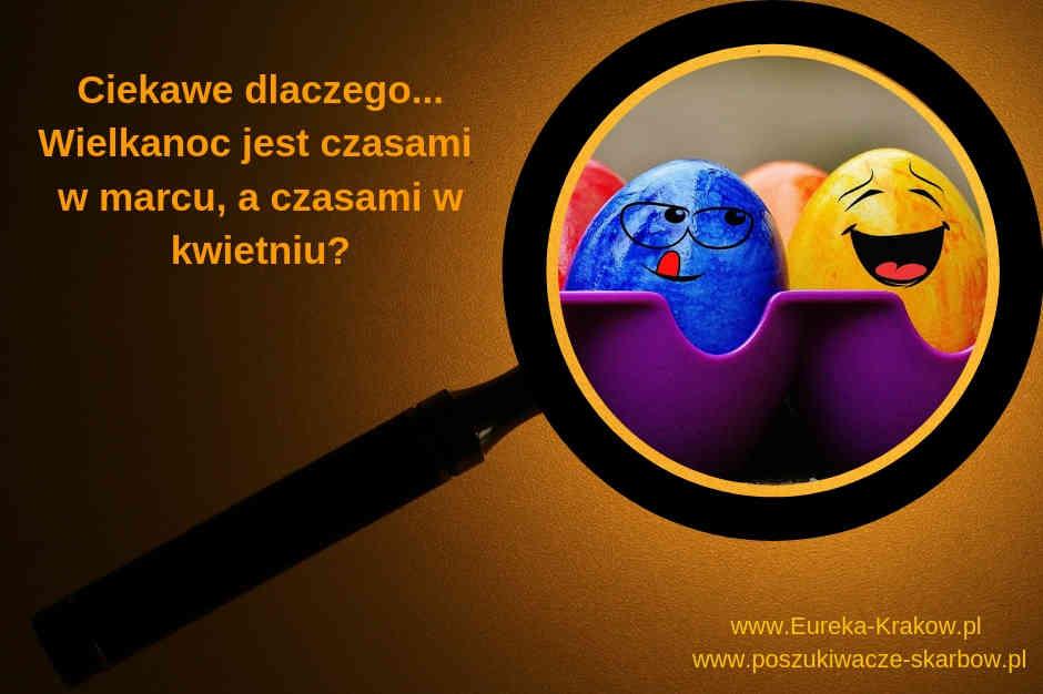 Dlaczego Wielkanoc jest świętem ruchomym