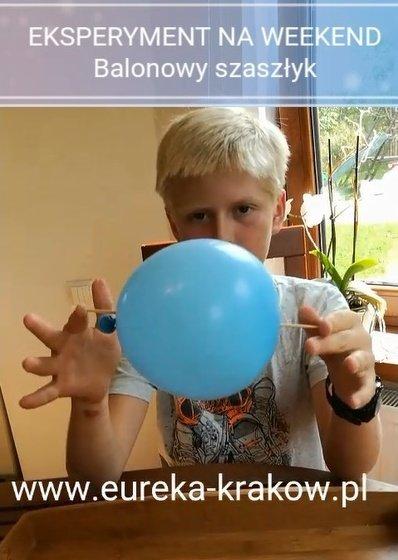 Czy można przebic balon tak żeby nie pękł?